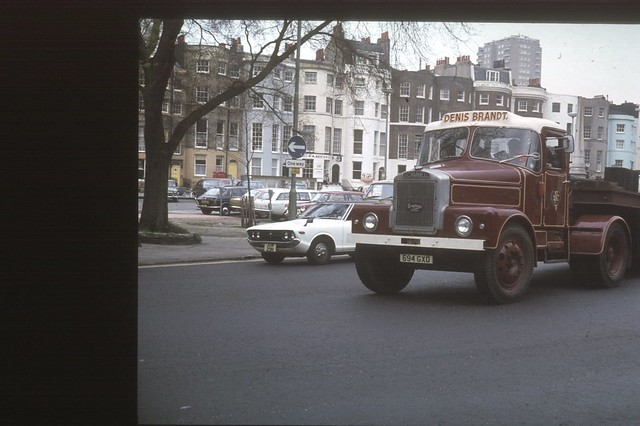 1963 Scammell Highwayman Tractor Unit