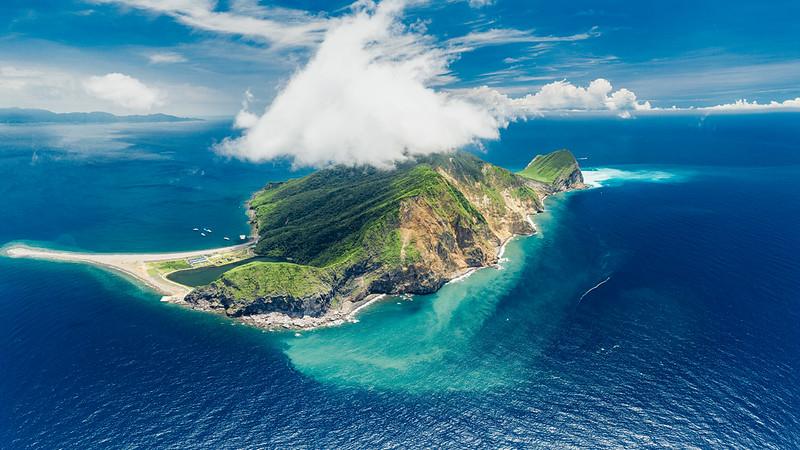 龜山島|turtle island