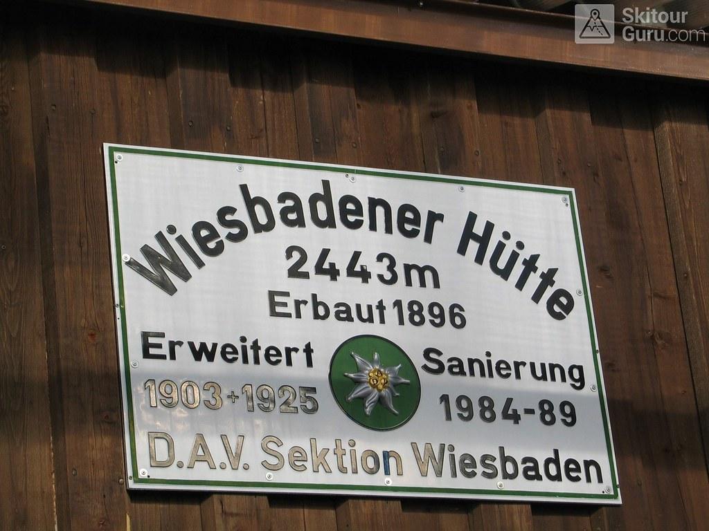 Wiesbadener Hütte Silvretta Rakousko foto 02