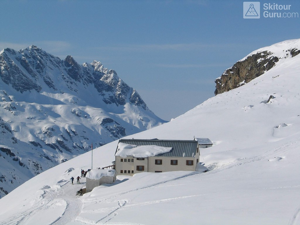 Wiesbadener Hütte Silvretta Austria photo 01