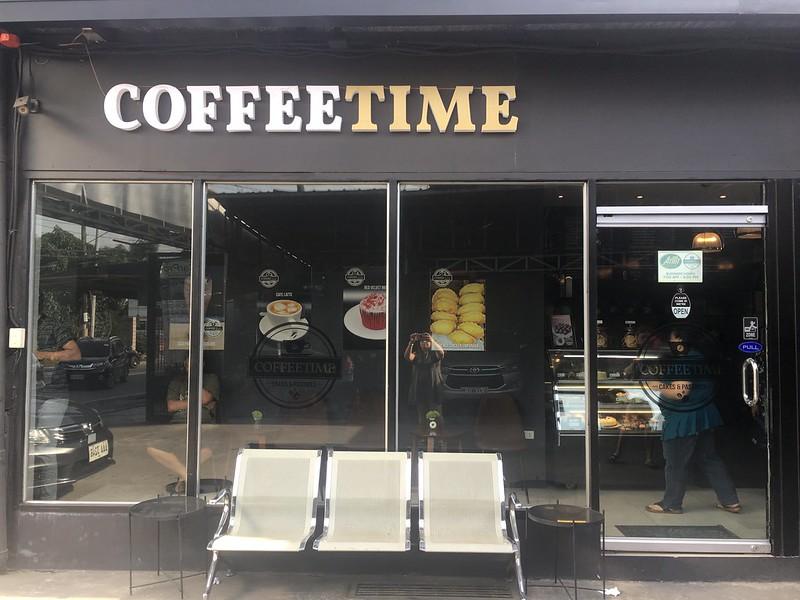 Coffee Time, Pasig