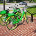 Library Lime Bikes