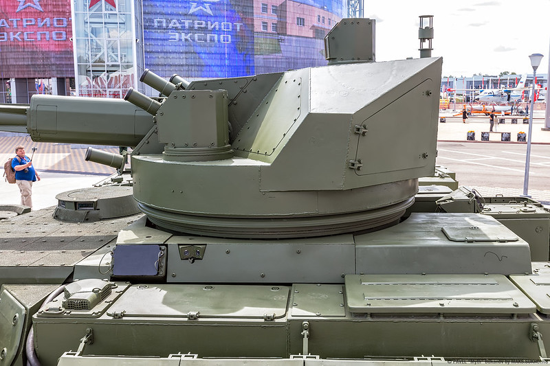 TBMP T-15 Heavy infantry fighting vehicle