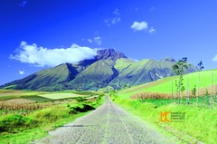 Camino al Imbabura