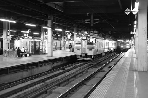 20-07-2019 Sapporo Station (5)