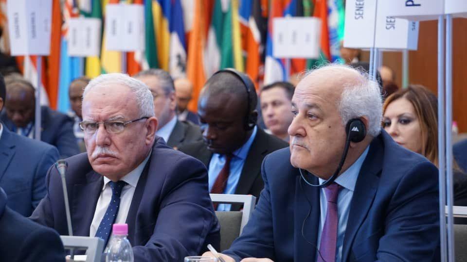 Palestina insta al Mnoal a defender un orden mundial basado en el respeto mutuo