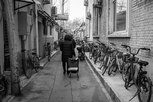 Beijing bicycles | by Go-tea 郭天