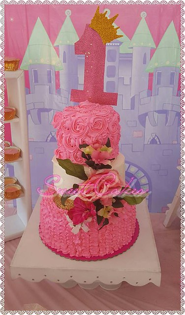Cake by Sweet Cake's