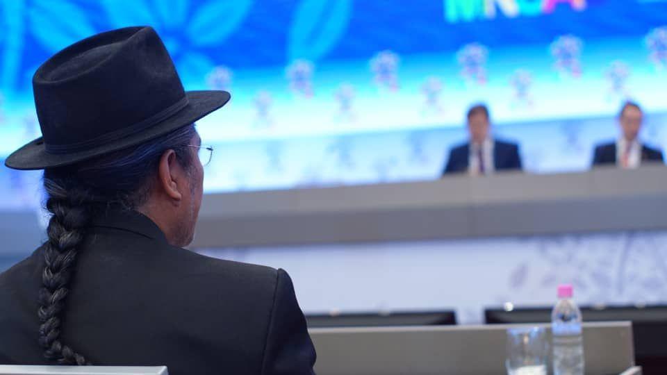 Canciller de Bolivia en Mnoal: El multilateralismo no es una opción sino una necesidad vital para defender nuestros intereses en común