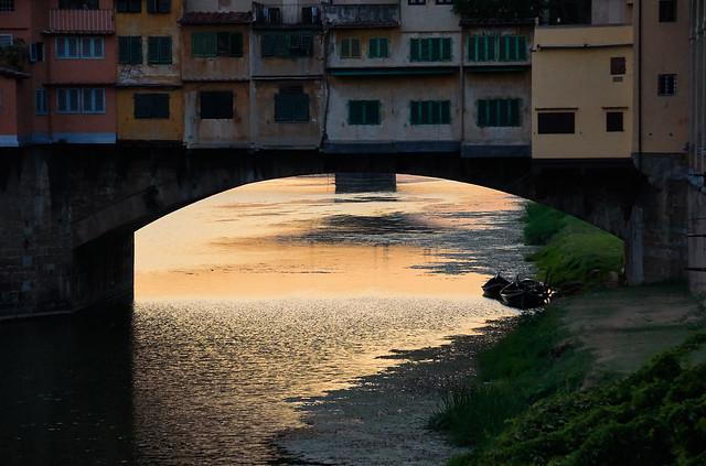 Ponte Vecchio - Firenze, Italia