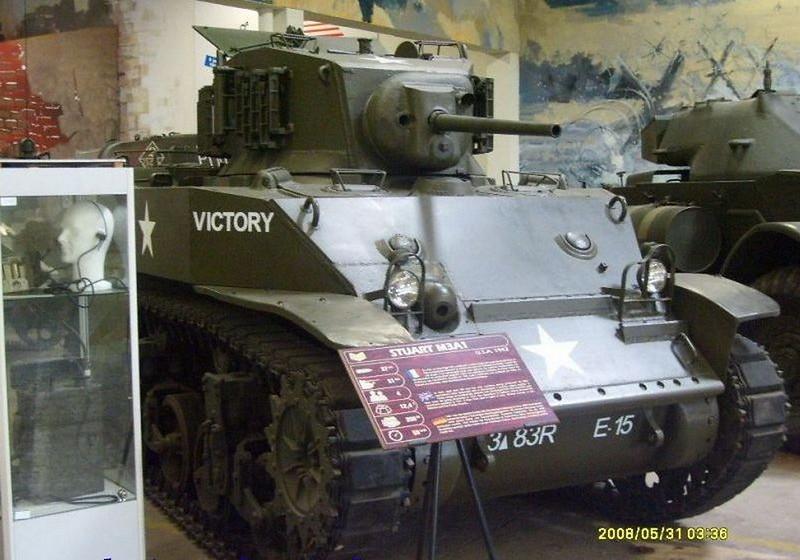 M3A1 Stuart 3