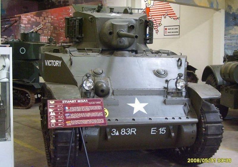 M3A1 Stuart 2