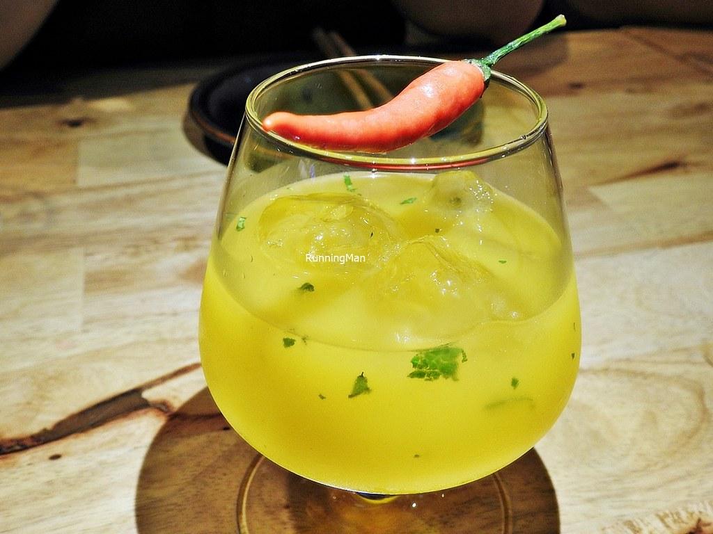 Cocktail Mango & Chili Smash