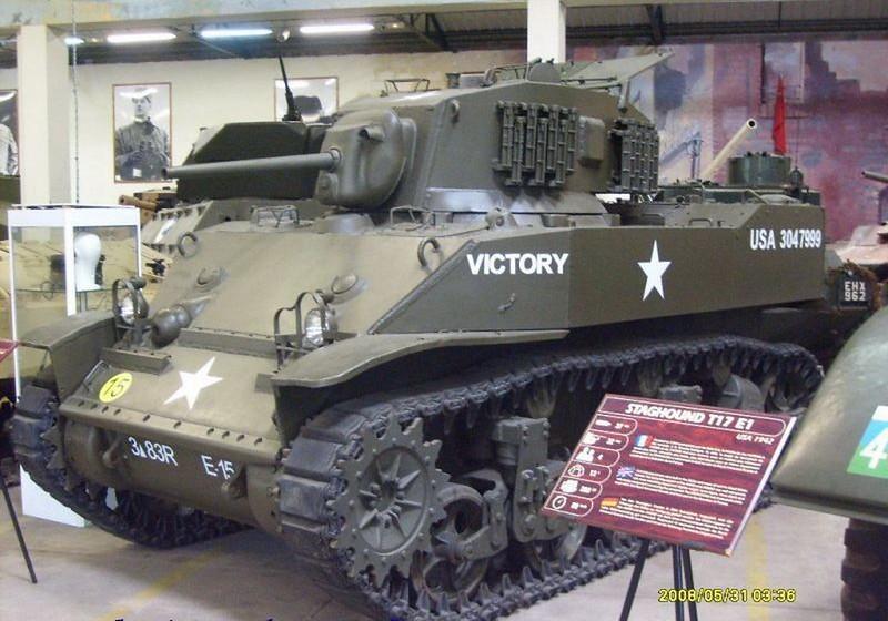 M3A1 Stuart 1