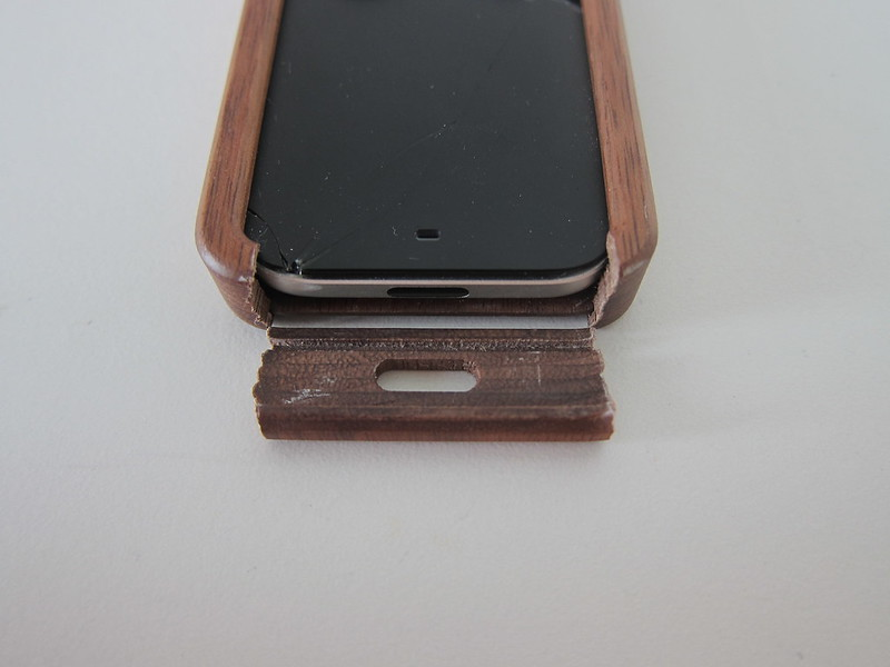 Flosku Walnut Case - Broke