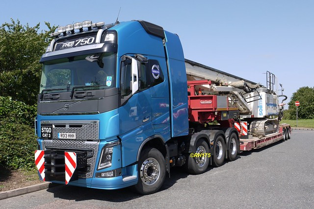 Volvo FH16.750 - Thurrock