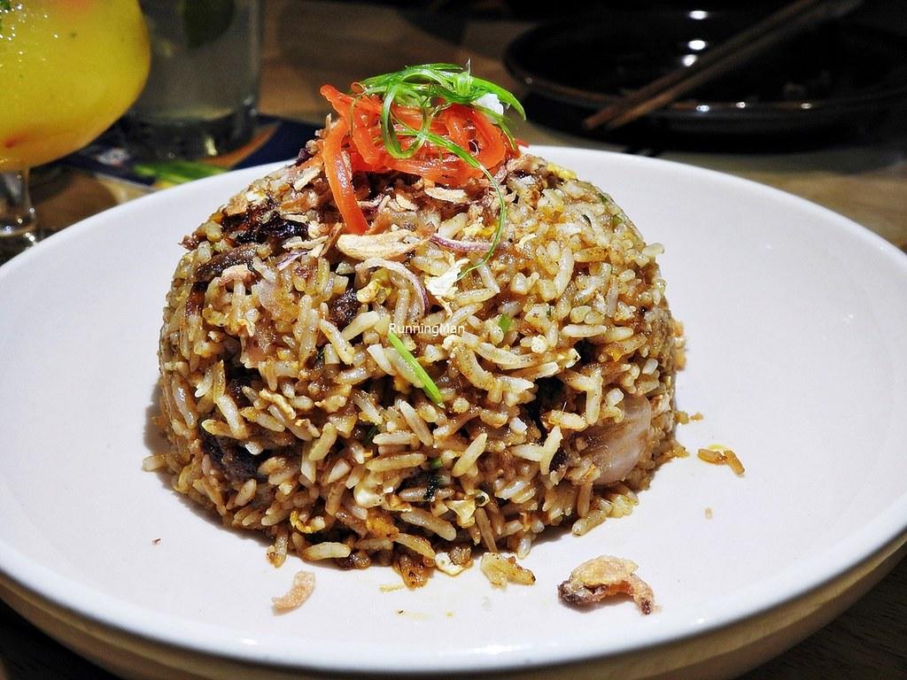 Kampung Bali Fried Rice