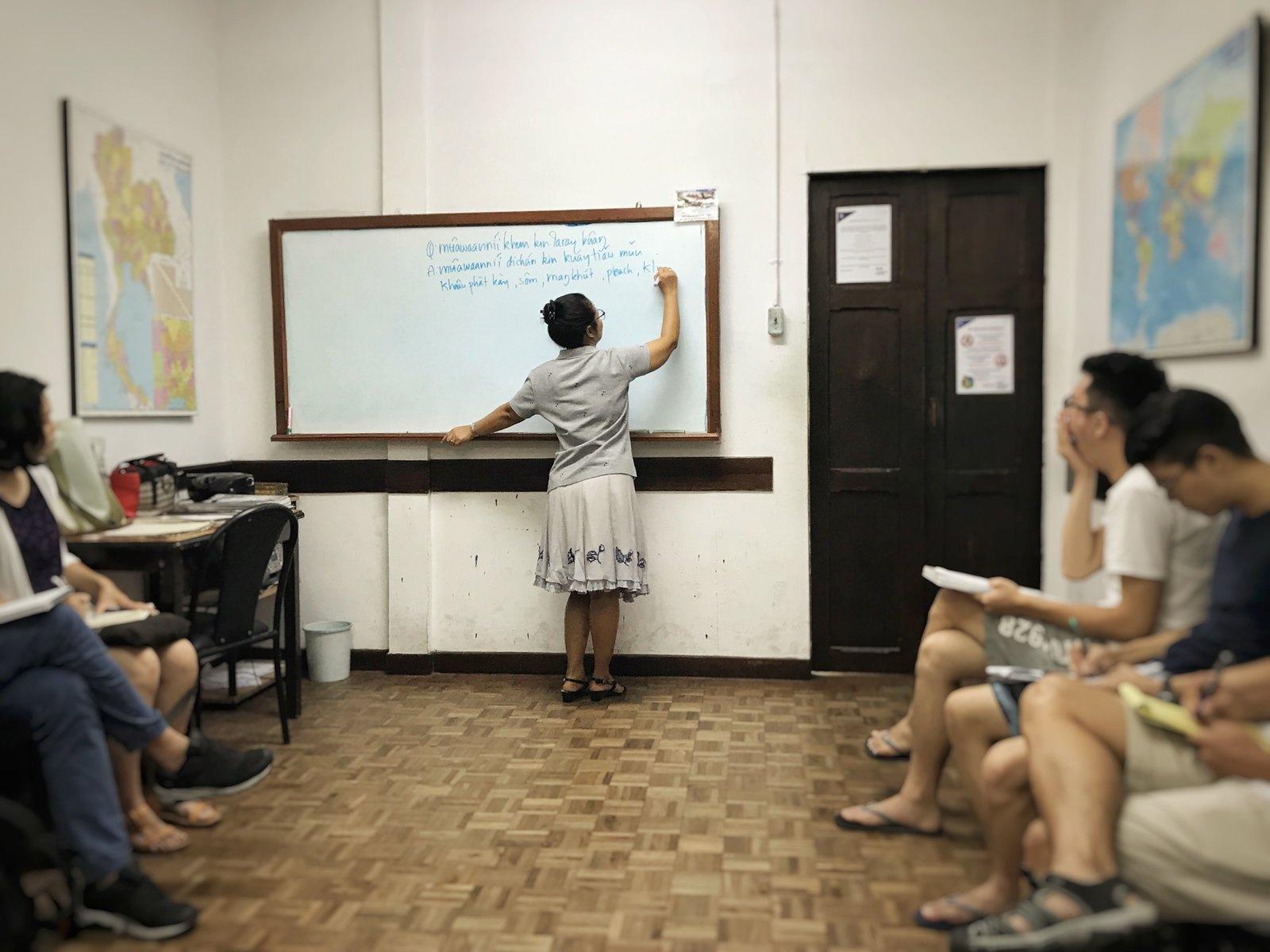 來清邁AUA學泰語-最常問的10個問題