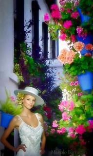 Calle de las Flores... Cordoba.