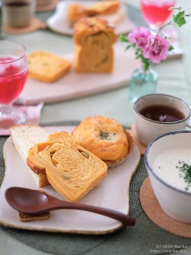 ローズマリー酵母の野菜パン 20190713-DSCT8940 (2)