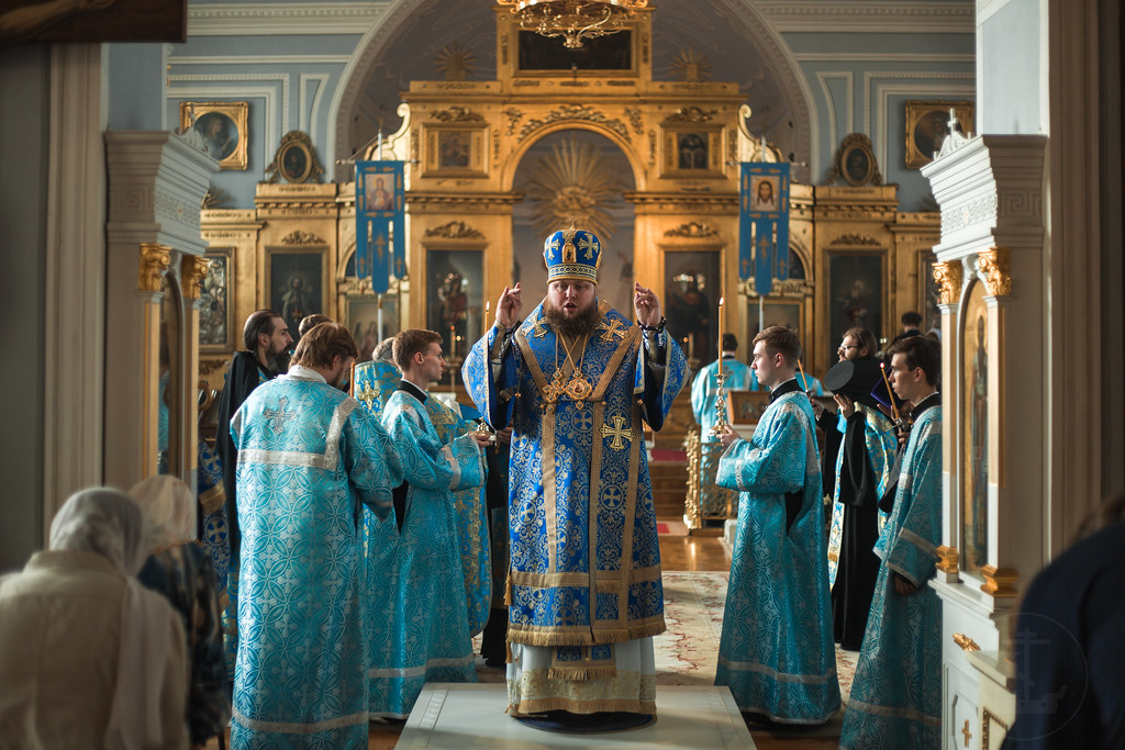 21 июля 2019, Празднование в честь Казанской иконы Божией Матери / 21 July 2019, The celebration in honor of the Our Lady of Kazan