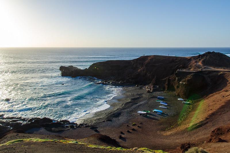 El Golfo - Lanzarote - Canaries
