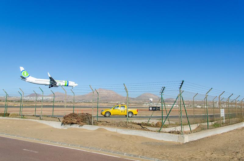 Aéroport de Lanzarote