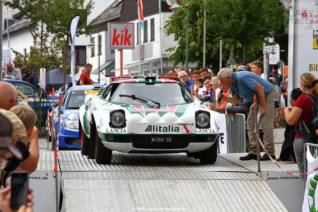 Eifel Rallye Festival - Daun Rallyemeile