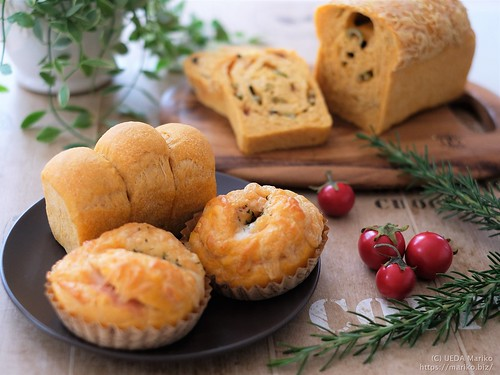 ローズマリー酵母の野菜パン 20190712-DSCT8767 (2)
