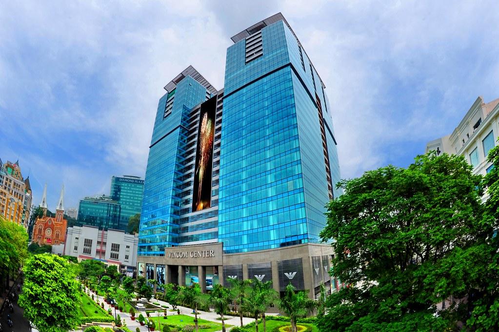 Căn hộ hiện đại Vincom Center Đồng Khởi