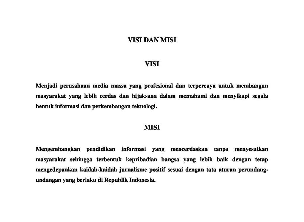 VISI-DAN-MISI