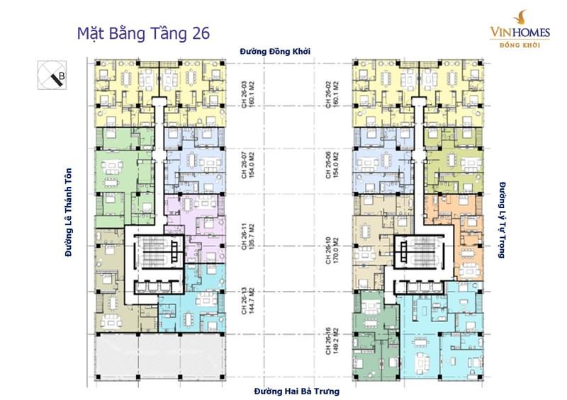 Vincom Center Đồng Khởi quận 1 – Biểu tượng phồn hoa của TpHCM 8