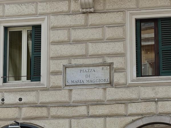 piazza di santa maria maggiore
