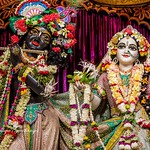 ISKCON Mayapur Deity Darshan 21 July 2019