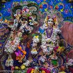 ISKCON Vrindavan Deity Darshan 21 July 2019