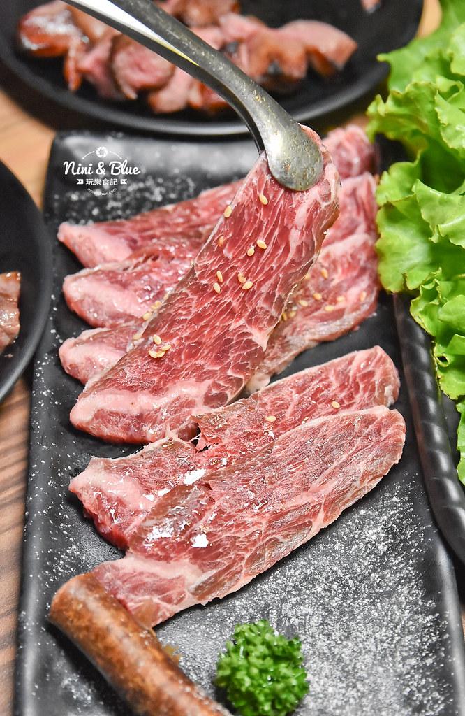 台中燒肉 大股熟成燒肉 清酒販賣機20