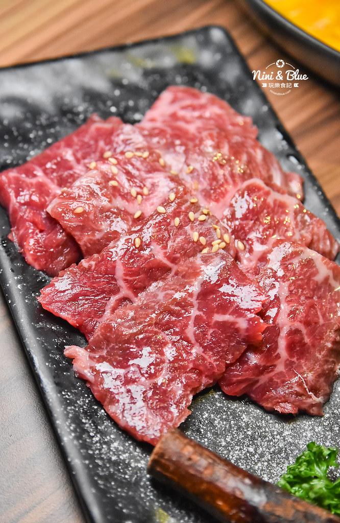 台中燒肉 大股熟成燒肉 清酒販賣機08