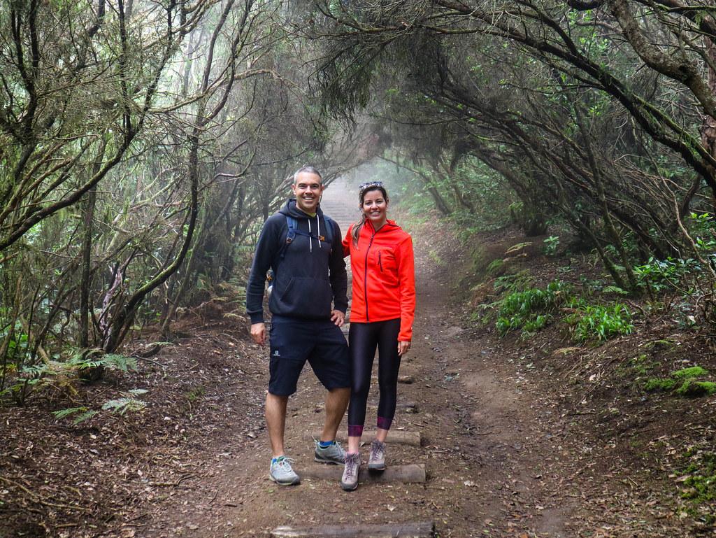Senderismo en Tenerife por el Bosque de los Enigmas