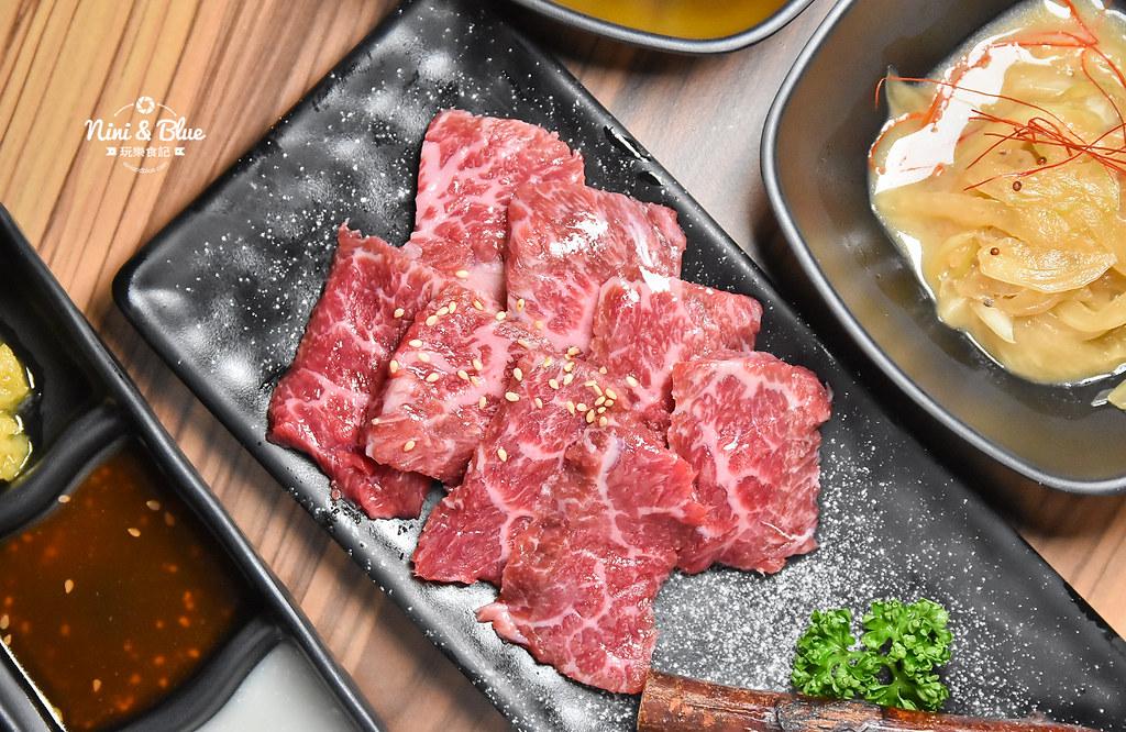 台中燒肉 大股熟成燒肉 清酒販賣機07