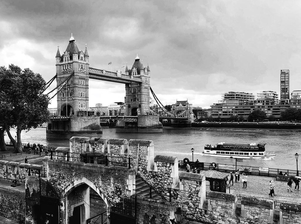 Tower Bridge...iPhone X