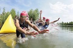 Volár si vítězstvím na Triathlonu Mělník zajistil triumf v Českém poháru