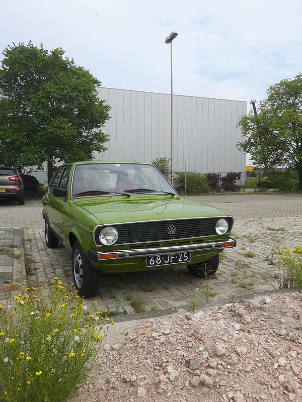 """FOTO VW Polo mk1 (1976) 68-JF-25""""; title=""""VW Polo mk1 (1976) 68-JF-25""""; border=""""0"""" border=""""0"""