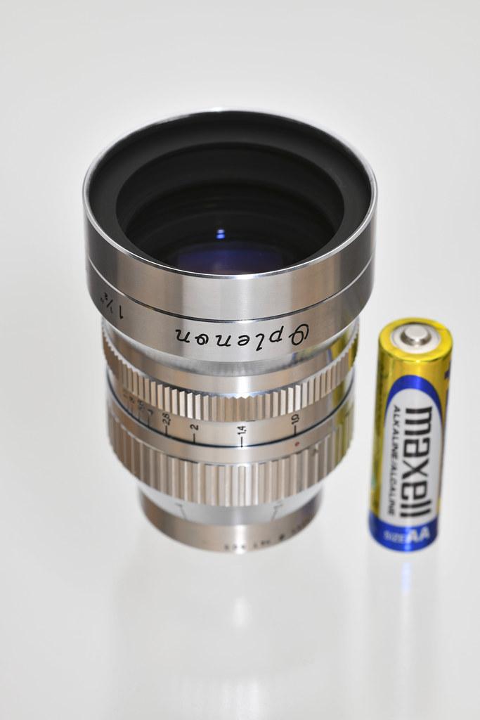 Oplenon 1 ½ f:1.0 Telephoto