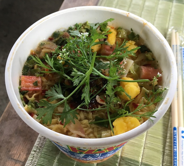 Cup Noodle Seafood Tom Yam