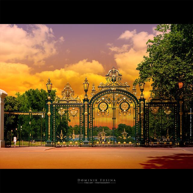 Parc de la Tête d'Or - La porte des Enfants du Rhône 2019 (LYON)