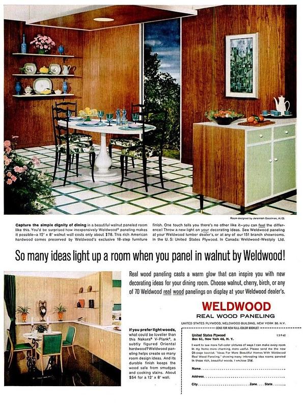 Weldwood 1962