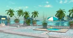 Water Beach Garden