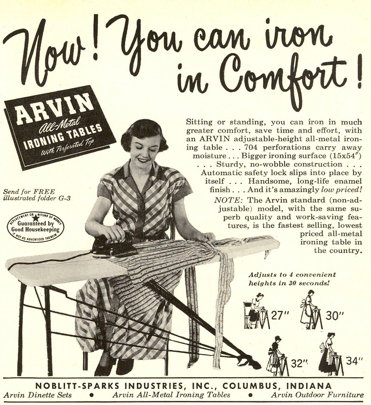 Arvin 1950
