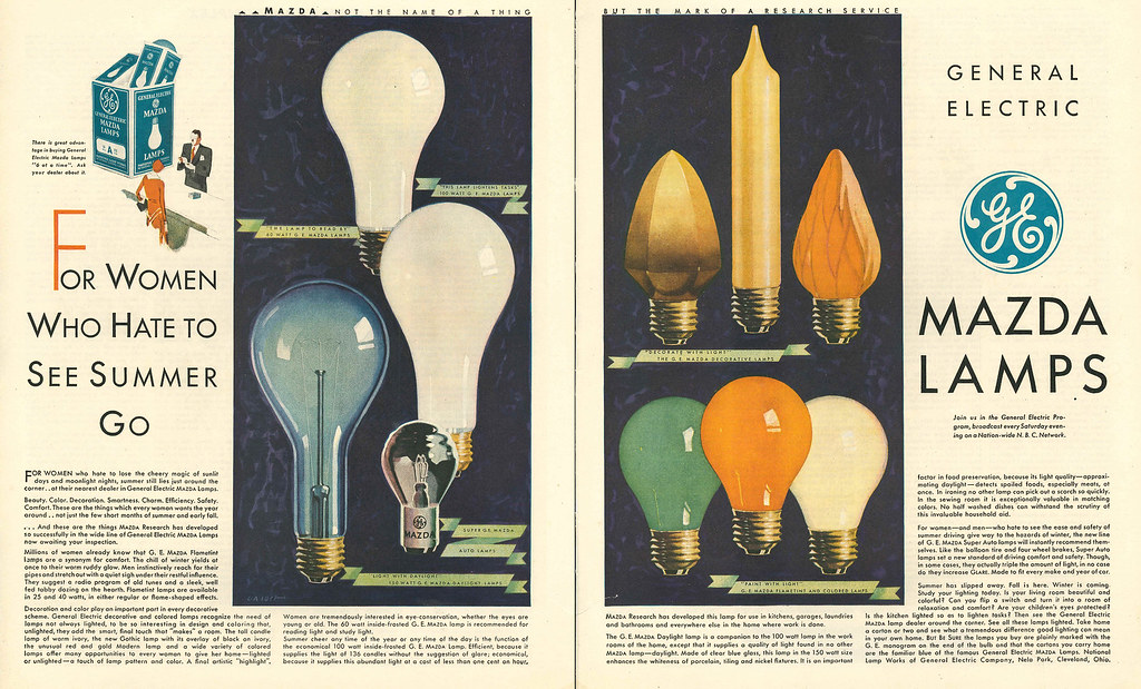 General Electric 1930