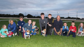 Terrier Race Line Up